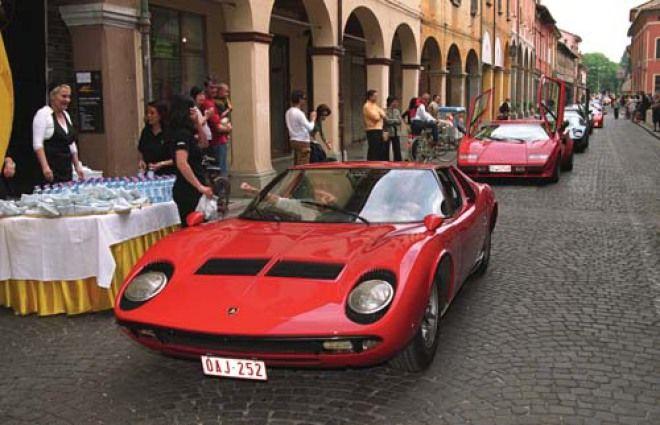 不屈蠻牛 Lamborghini 50thAnniversary 造超完美跑車