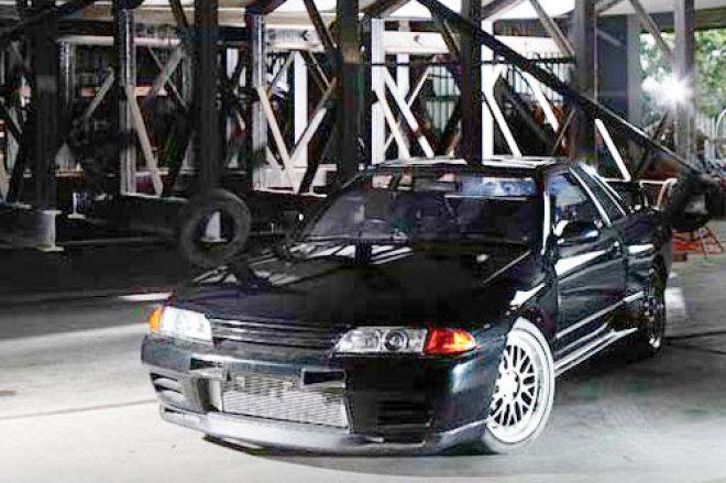 東瀛戰神王朝代表 Nissan Skyline BNR32 GT-R