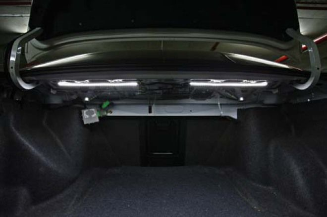 LED行李箱照明燈-箱內質感大提升