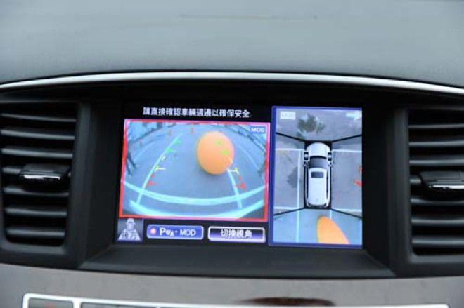 Infiniti JX35新車科技 BCI盲點後撞預防系統