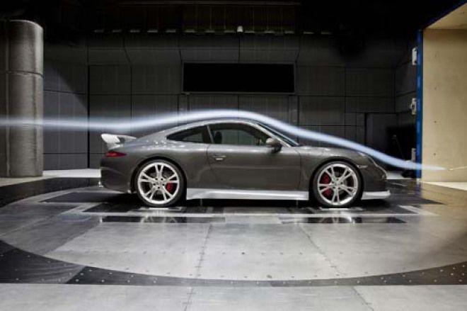 關鍵下壓力Techart Porsche 991