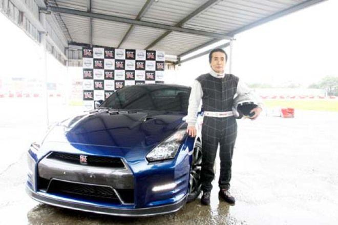 首席試車手 鈴木利男專訪