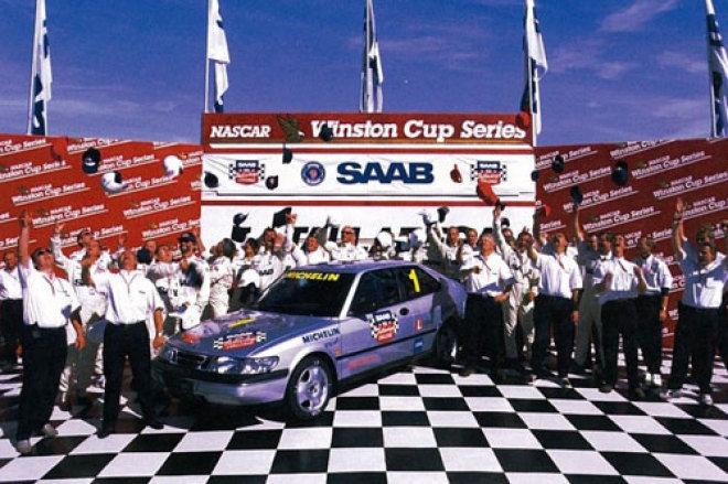 Saab的365里路