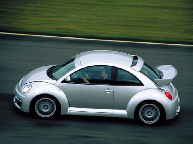 VW Beetle前聞軼事
