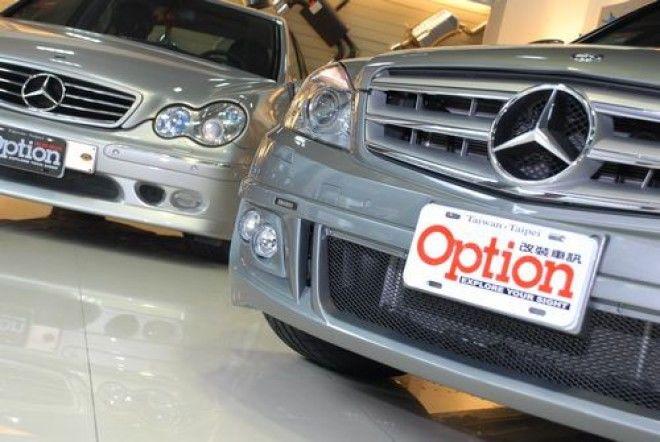 Mercedes-Benz C230或C240 NA版 可否加裝機械增壓?