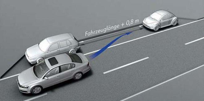 2011 VW New Passat 電子新玩意