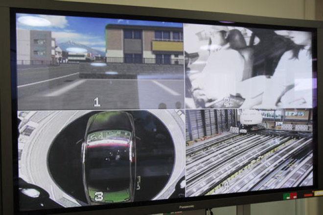 駕駛模擬裝置-Driving Simulator