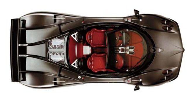 超跑車艙格局 務在人車合一