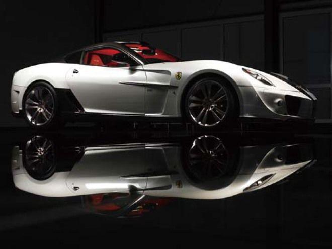 解除能量封印 Super Car Tuning