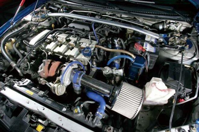 Mazda Premacy背景堅強 落引擎掛渦輪沒問題