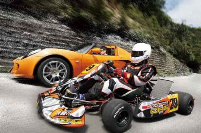 為何Lotus Elise與Karting這麼像? 龍潭DD2紀錄保持人李仁全專訪