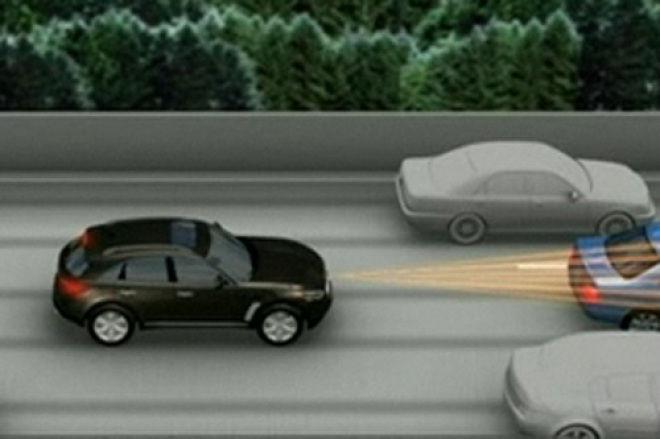 青出於藍 INFINITI 開啟安全新視界-- ICC全速域智慧定速巡航