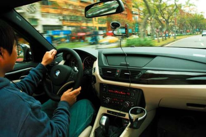 Car Gadget--行車紀錄器 開車守護天使