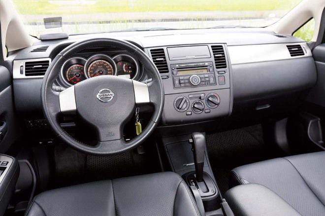 首購族選車秘笈-復刻精神Nissan Tiida四門豪華版