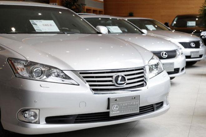 LEXUS CPO原廠認證中古車八週年