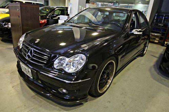 中古雙B車市場 編輯力挺M.Benz C32 AMG