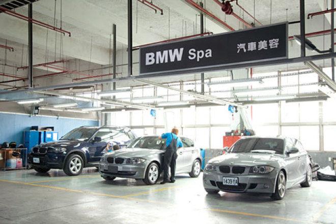 汎德BMW/ MINI中古車展示中心竹圍啟用