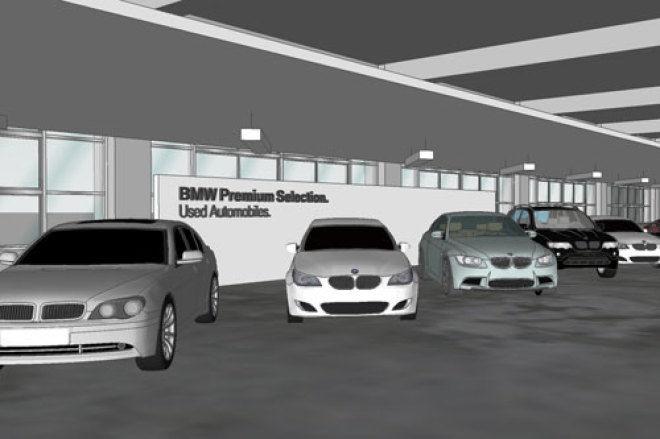 BMW原廠認證中古車明年一月開幕