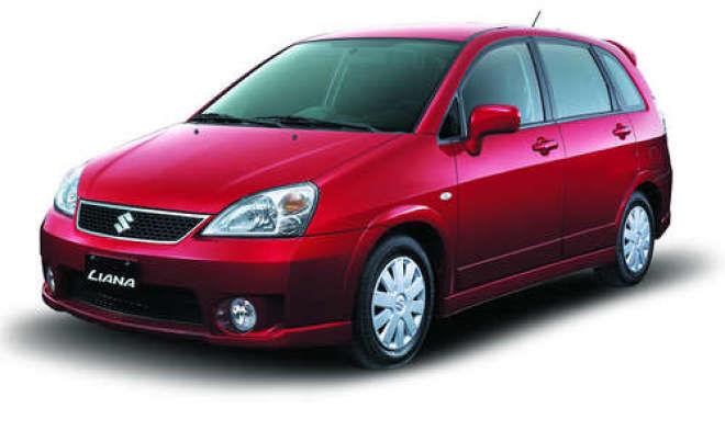 細選多功能生活車:Suzuki Liana