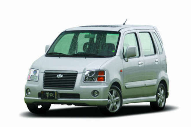 高頂日式風中古車推薦款:Suzuki Solio/Nippy