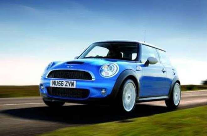 白領菁英的夢想車款:Mini