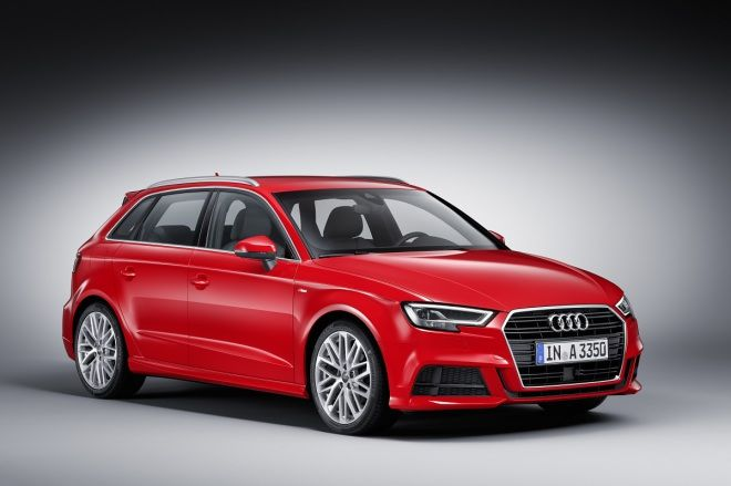 時尚運動跑旅先驅 全新Audi A3 Sedan │ A3 Sportback首度絕美亮相