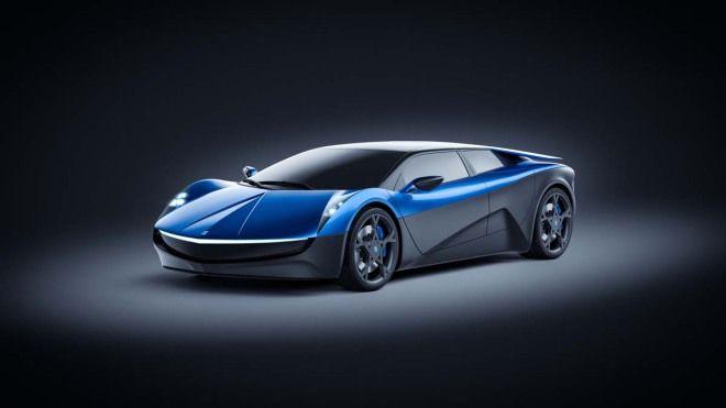 四門純電超跑ELEXTRA 0-100km/h加速2.3秒達成