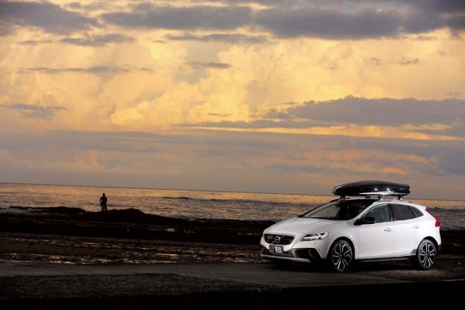鄉願Volvo V40 Cross Country T4