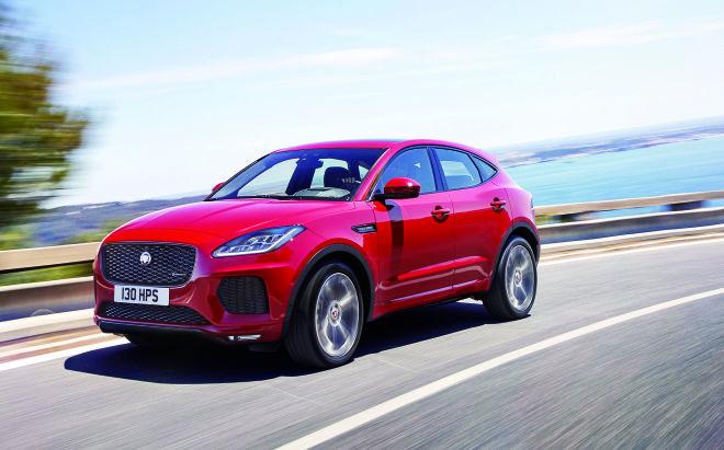 豹力新作 Jaguar E-Pace