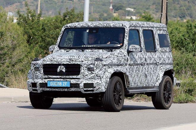 泥漿怪獸M.Benz G-Class & M.Benz X-Class & Jeep Wrangler Pickup