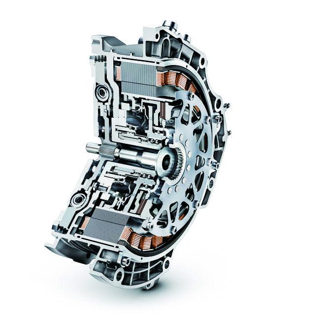 Hybrid離合器模組問世 手排車的再崛起?