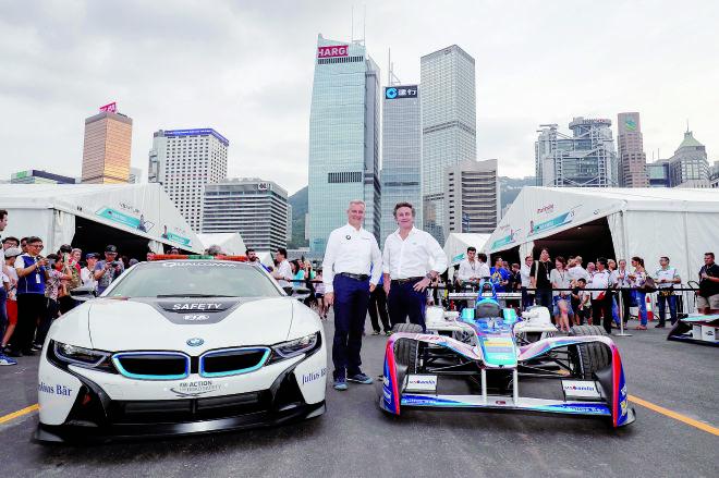 為電動車鋪路 BMW加入Formula E廠隊