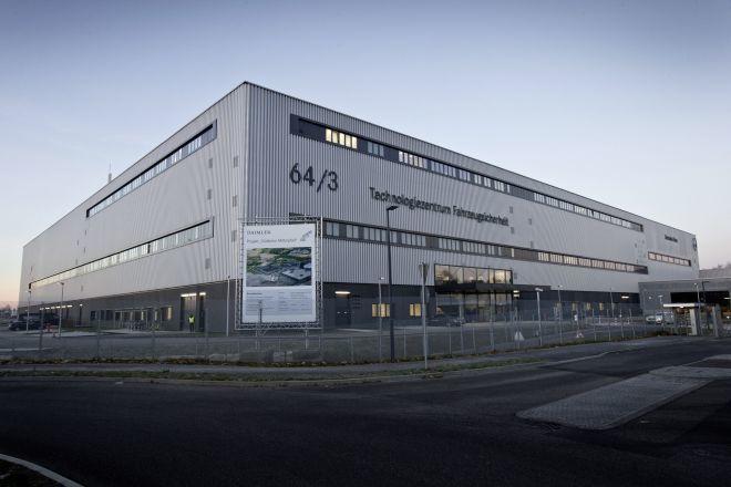 「安全」Mercedes-Benz的品牌核心思維 耗資上億歐元打造車輛安全技術中心