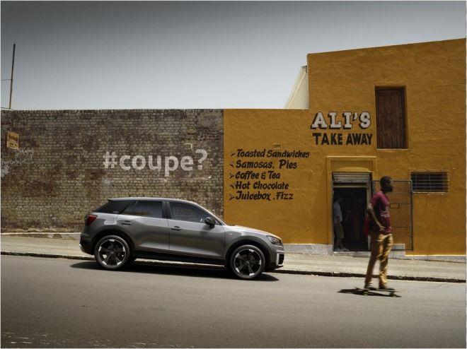 全新Audi Q2 即日起正式啟動預售 做自己 「很可以」 玩出我行我素的自信風采!