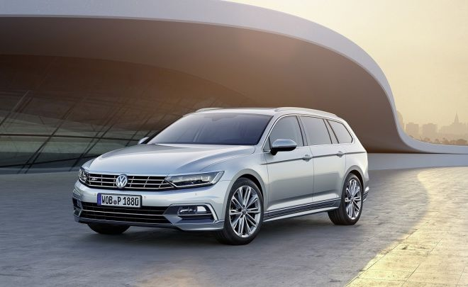 Volkswagen以性能完美詮釋豪華科技轎旅 Passat / Passat Variant 380 TSI R-Line Performance開放預購