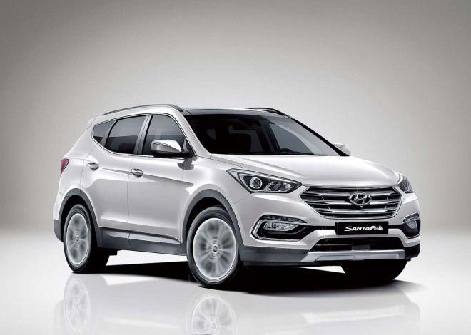 最高降價4萬元小改款Hyundai Santa Fe