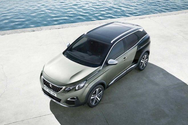 109.8萬元預售開跑 Peugeot 3008 SUV
