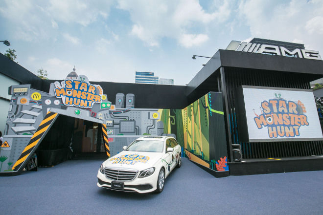 Mercedes-Benz創新服務 打造星奇怪獸夏令營