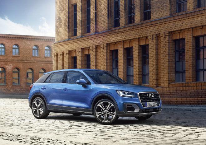 全新Audi Q2 早鳥購車方案限量登場