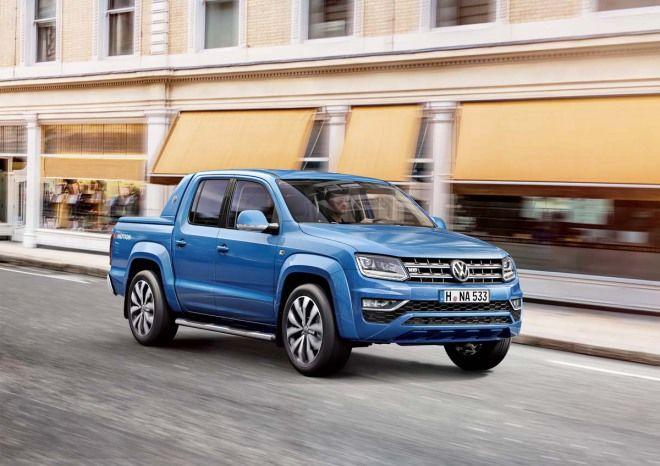 159.8萬元起開放預售 VW Amarok V6