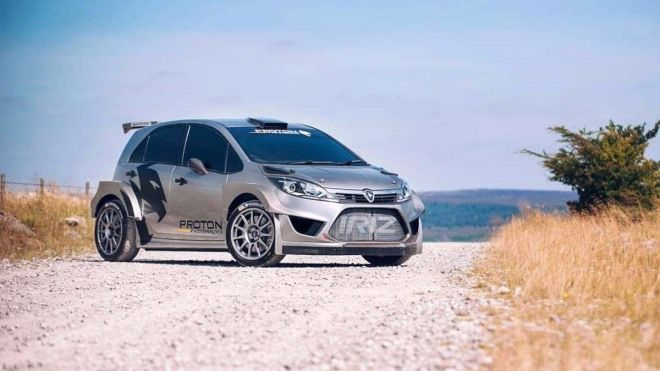 Proton Iriz R5回歸WRC! Gazoo Racing Yaris有新對手了?