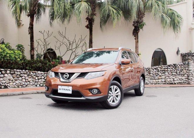 全車系升級標配6氣囊Nissan X-Trail安全再進化