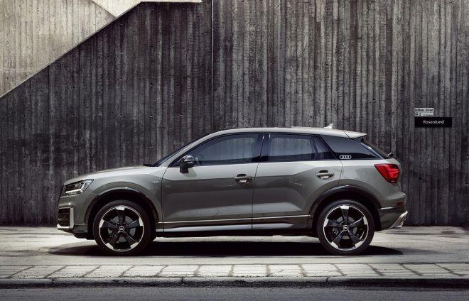 四環品牌旗下前所未有的Q Family 最新鉅作 無可定義的「很可以」 全新Audi Q2撼動上市