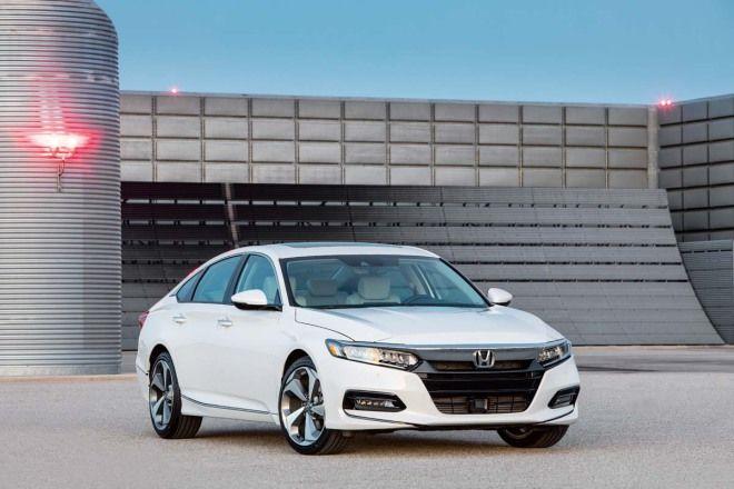 渦輪動力全面加持10代美規Honda Accord
