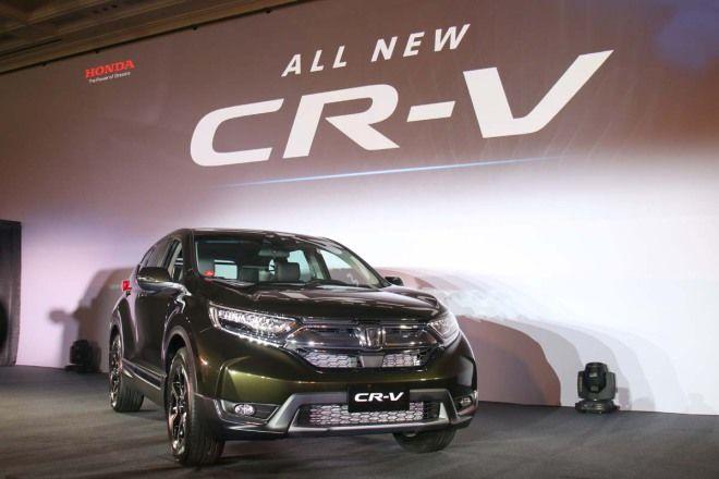 再戰國產SUV霸主 Honda CR-V