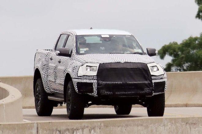 Ford Ranger Raptor不只是概念車而已