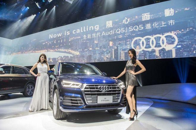 全面進化232萬元起全新Audi Q5/ SQ5登台上市