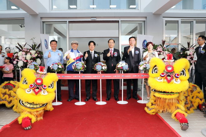 SUBARU經銷商合同興與冠慶攜手建構大台南最完整經銷通路