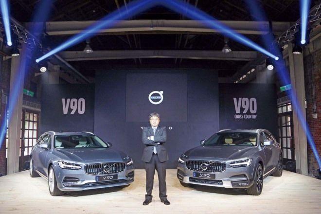 全方位跨界勁旅磅礡登場 Volvo V90/V90 Cross Country