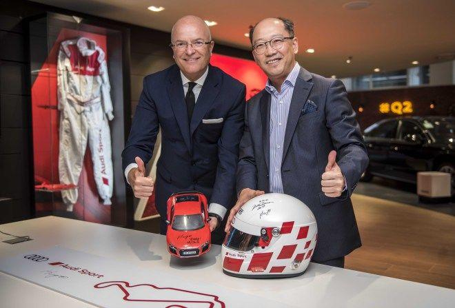 台灣奧迪推動賽車運動不遺餘力   比照德國原廠成立【Audi Driving Experience Center奧迪駕馭體驗中心】